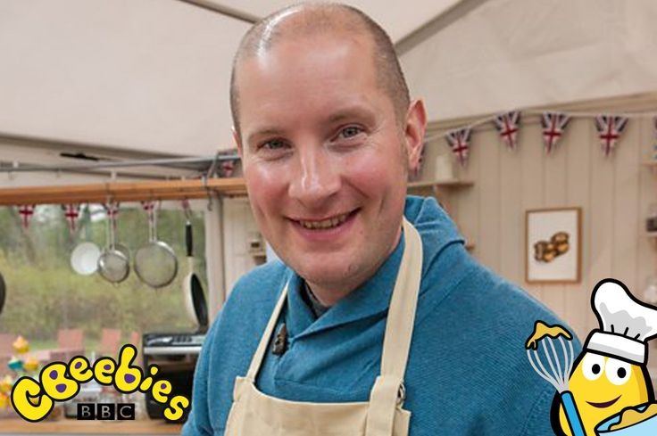 CBeebies Grown-ups chatted to The Great British Bake Off 2014 finalist, Richard Burr, about his time on the show, his fellow contestants and how he got started baking.