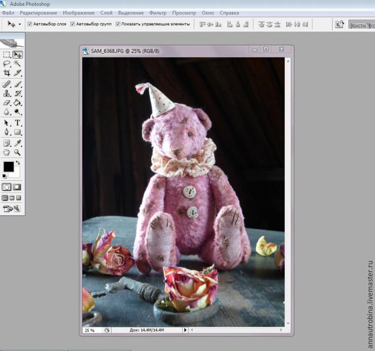 Простой способ сделать резкой размытую фотографию - Ярмарка Мастеров - ручная работа, handmade