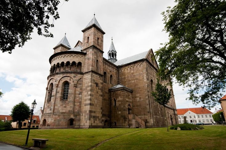 Viborg Cathedral, beautiful cities and towns in Denmark