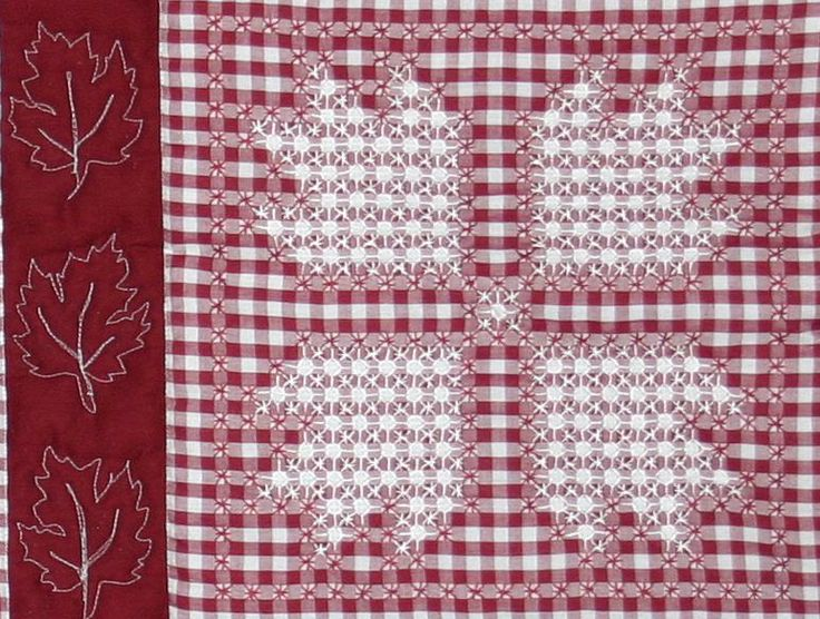 Quilt Patterns Chicken Scratch : 17 Best images about Embroidery - Chicken Scratch on Pinterest Quilt, Embroidery and Blue gingham