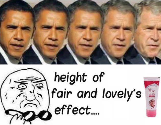 Barack Obama's Evolution