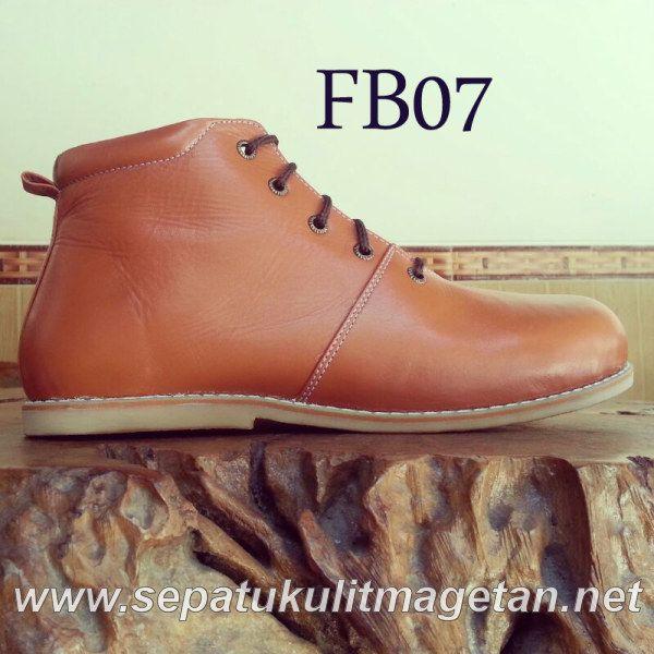 Exclusive Premium Boots FB07