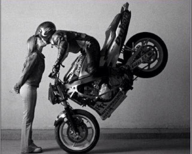 image amour moto