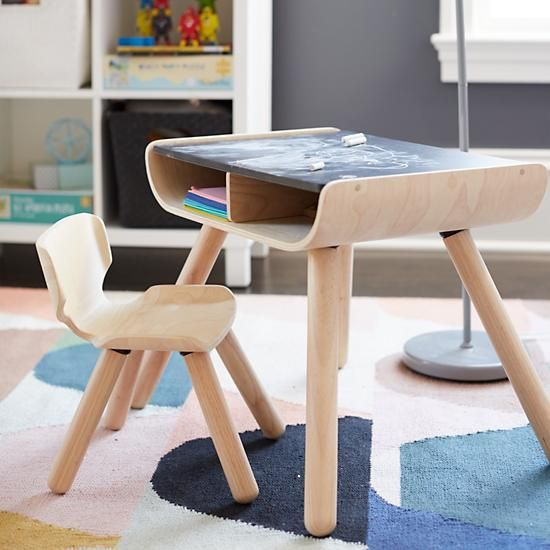 Shop Toddler Desk And Chair Set. With A Sleek Bentwood Design, Our  Multifunctional Toddler