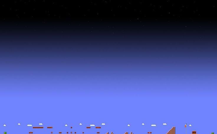 Fondos Super Mario Bros HD Wallpaper