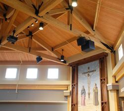 St. Thomas More Catholic Newman Center Selects Fulcrum Acoustic - Pro Sound Web