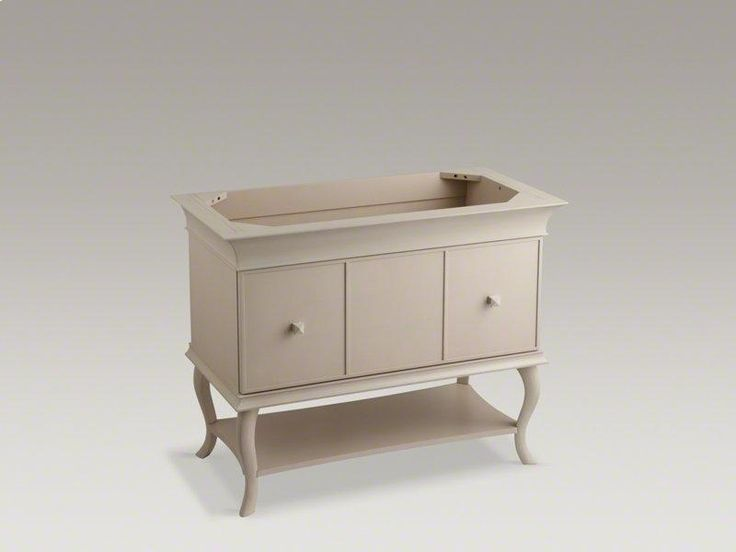 Image On Kohler Vellum Provinity Vanity Available at shopstudio