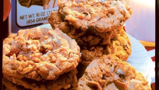 Buffalo Chip Cookies | Recipe