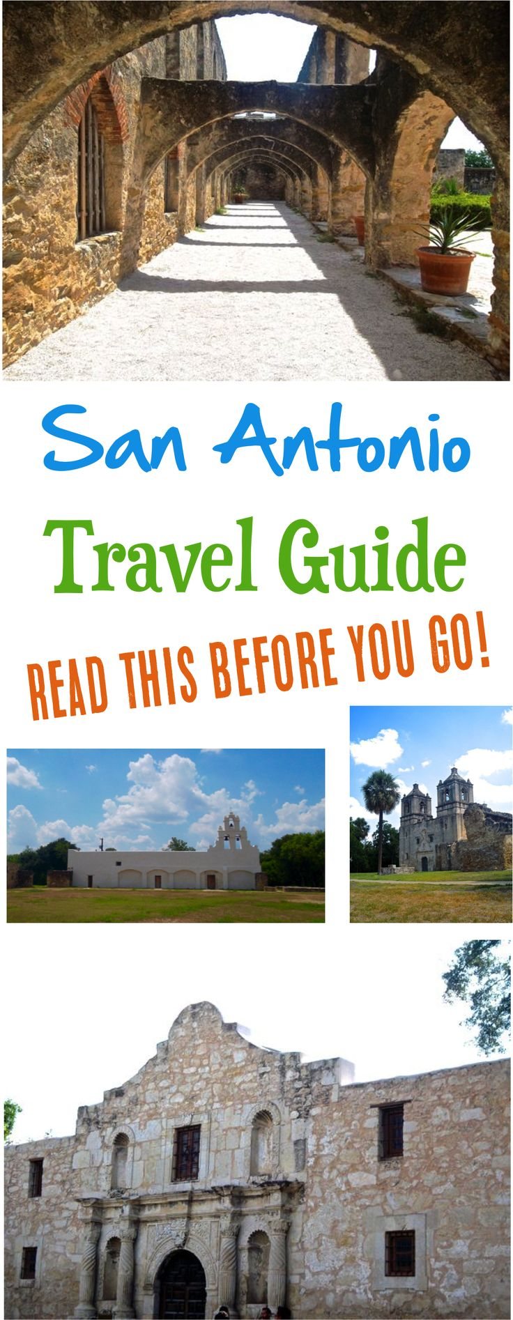 San Antonio Texas Travel Guide and Top 10 Things to Do - the must-see historical sights plus unique restaurants you've got to try!