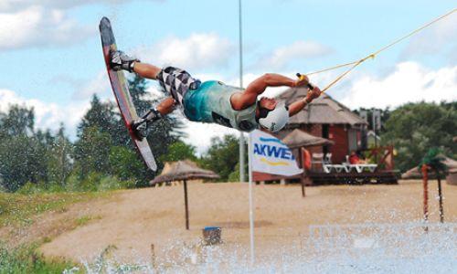 Wakeboarding: Kryspinów