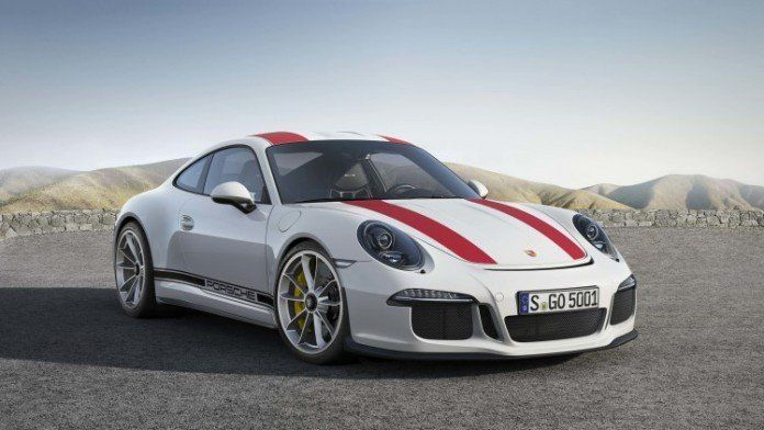 Porsche 911 R 2016 Review and Price