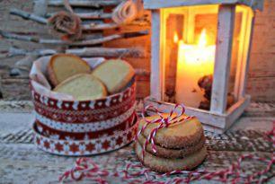 12♥ SABLE' ALLA VANIGLIA... WAITING FOR CHRISTMAS