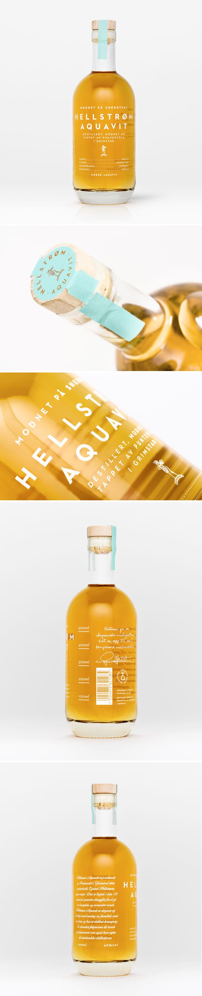 This is like a Wes Anderson movie in a bottle. #packaging spirit mxm