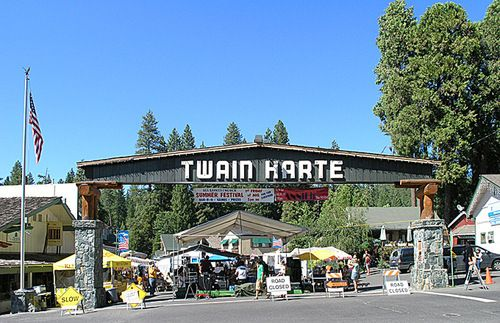 Twain Harte California A Real Jewel Twain Harte