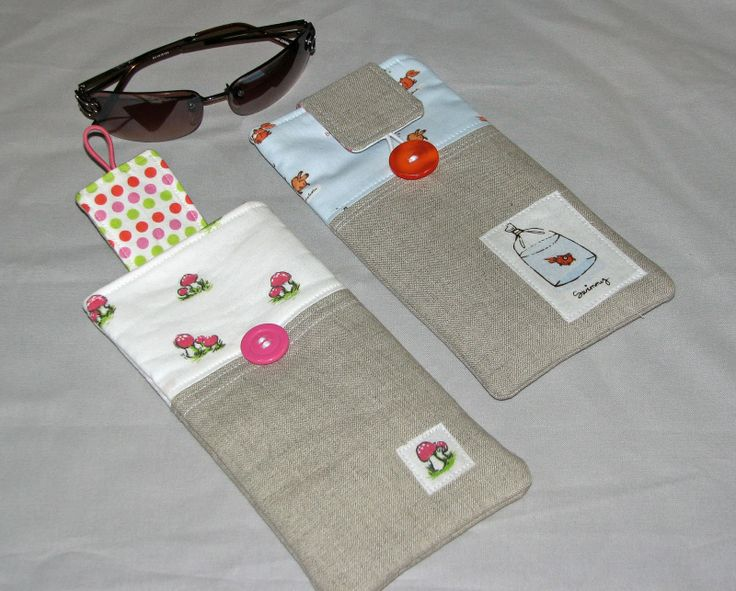 Sew Fantastic: Tutorial :: Summer Sunglasses Case
