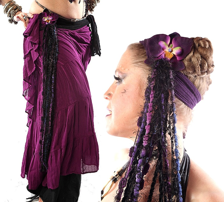 Admirable 17 Best Images About Belly Dance Hairstyles And Headdress Hairstyle Inspiration Daily Dogsangcom