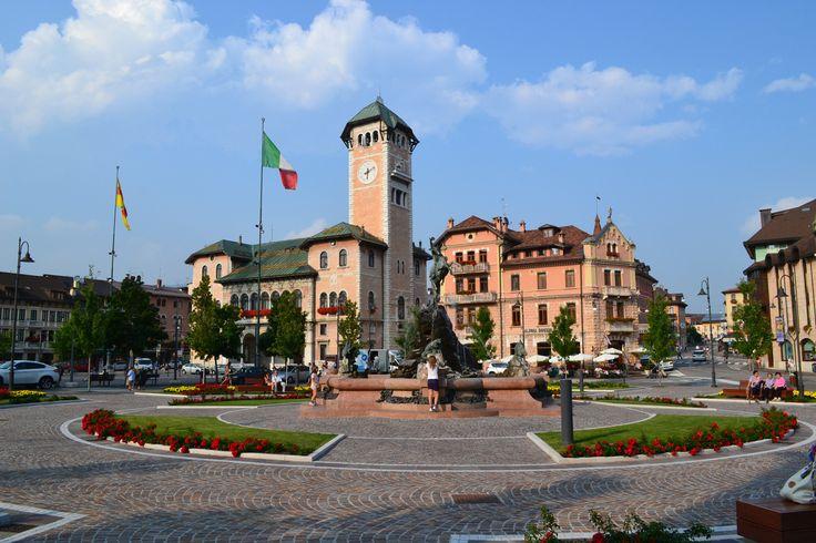Piazza Giovanni Carli di Asiago (VI)