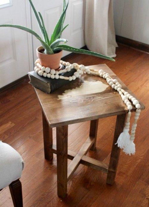 Diy Nachttisch Ideen Mit Originellem Vintage Design Und Praktischem