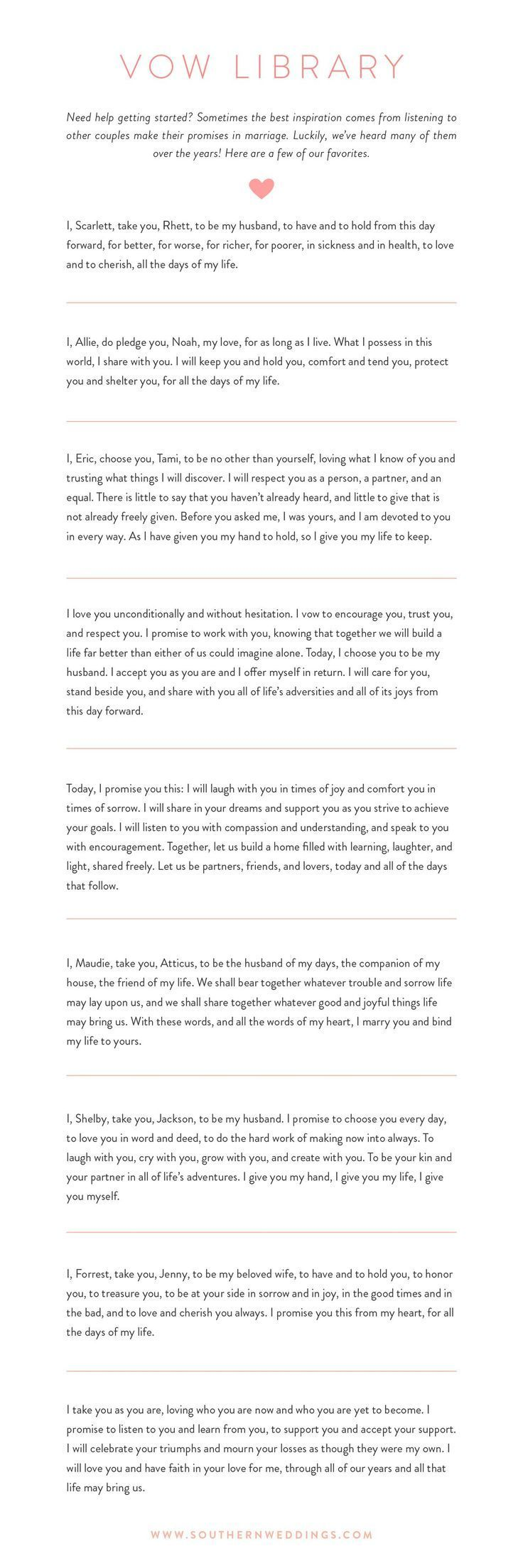 bride wedding vows 10 best photos - wedding vows  - http://cuteweddingideas.com