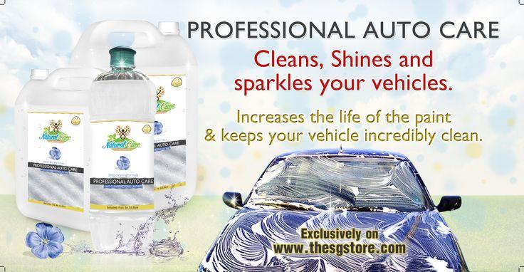 #car #spa done #professionally #Professional #Auto #Care