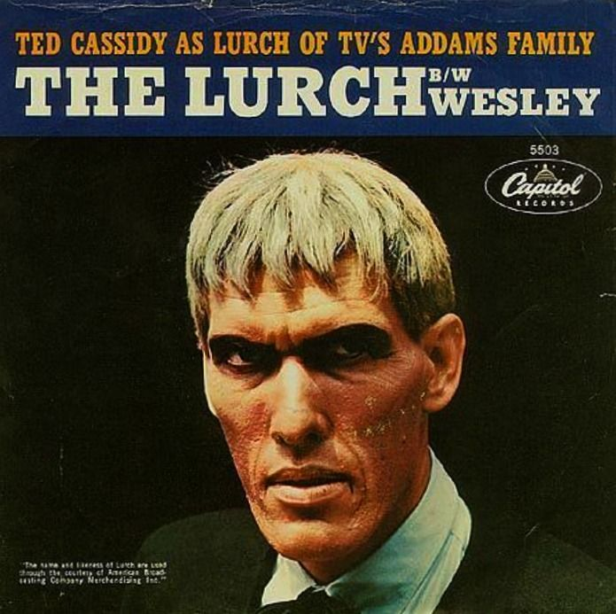 Retro Records: Ted Cassidy's The Lurch (1965)