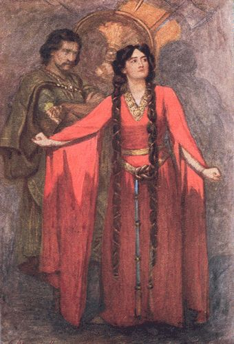"""lady macbeth s suffering Certainly flatter the king his suffering due to his temptation and sin is a  guilt  that macbeth and lady macbeth experience as a result of their actions 4  """" weaker vessel[s]"""" after eve, women were thought to be more open to."""