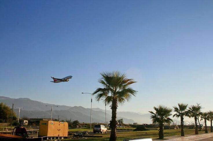 Аэропорты Грузии