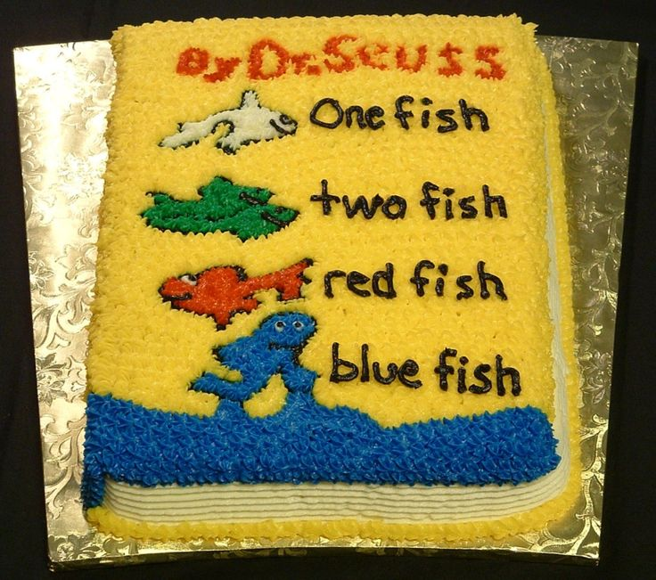 70 best One Fish Two Fish Birthday Party images on Pinterest