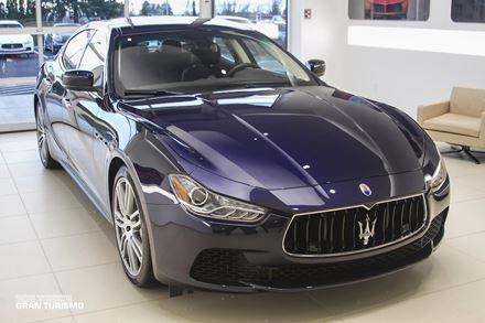New 2015 Maserati Ghibli S Q4 - $7500 off MSRP [VIN: ZAM57RTA6F1139235]