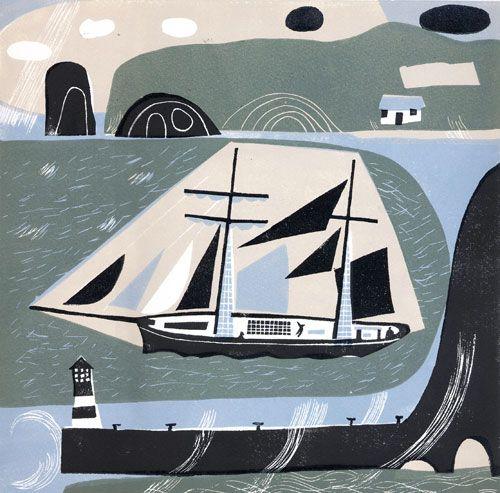 Haul Away  by Melvyn Evans