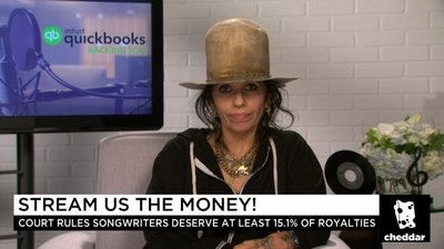 Music Legend Linda Perry Helps Unknown Artists Get Heard :FULL INTERVIEW