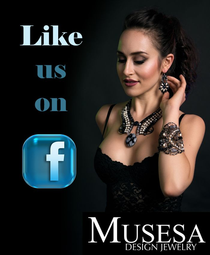 Keep in touch with the latest news on Musesa Couture Collection ! New designs, celebrities wearing them and much more ! https://www.facebook.com/MusesaDesignJewelry/?fref=ts