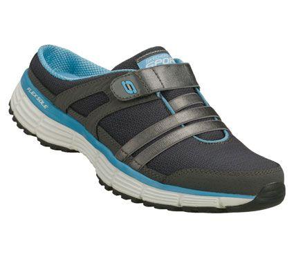 Buy SKECHERS Women's Agility - Kick Back Sneaker Clogs only $58.00