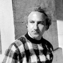 Alberto de Lacerda, poeta portugués.