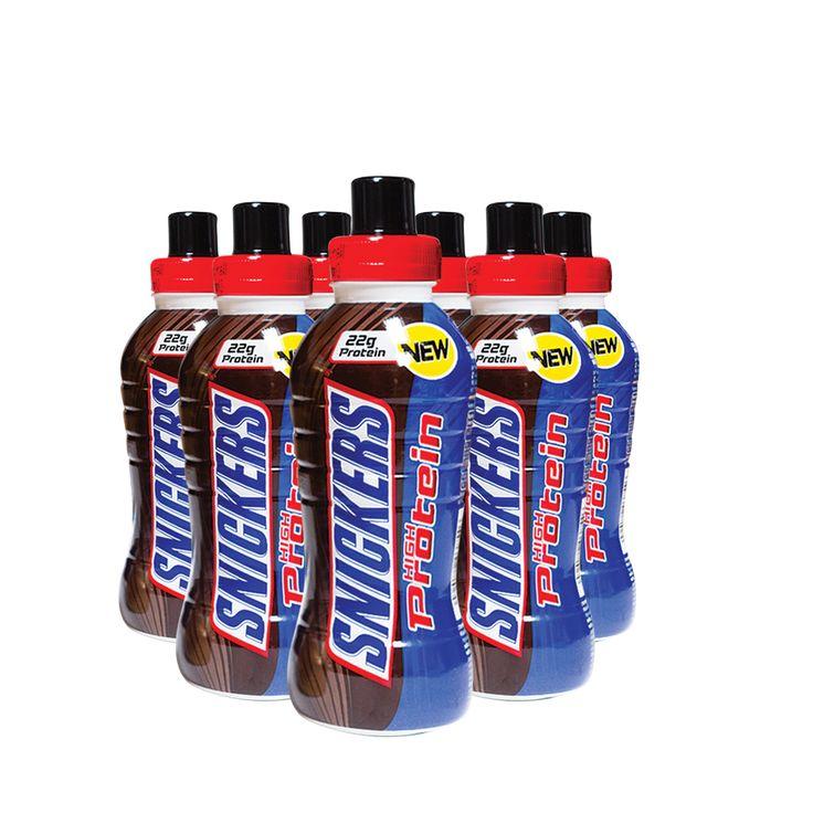 Snickers High Protein Drink mit 22 g Protein jetzt auch im 12er-TRAY günstiger online ►►► http://www.active12.ch/Nahrungsmittel-und-Sportnahrung/Sportnahrung-und-Ergaenzungen/Weight-Gainer/Snickers-High-Protein-Drink-Tray.html ►►► Lagerverkauf: http://www.active12.ch/info/Oeffnungszeiten.html... #Snickers #Mars #Highprotein #Proteinshake #Protein #Eiweiss #preworkout #afterworkout #lowfat #Bodybuilding #Fitness #FitnessSchweiz #Dulliken #Olten #active12