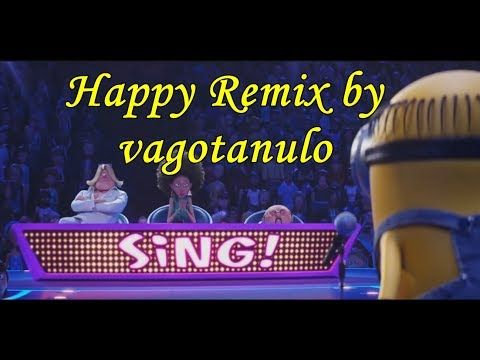 Happy Minions SING! - Air Mail Special (NEW Remix 2017) Gru 3, Despicable 3