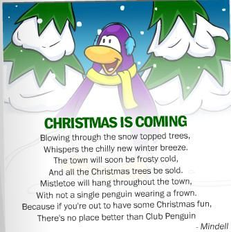 Club Penguin Christmas Crafts