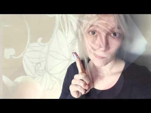 YouTube - papercutting tutorial, leren papierknippen voor jong en oud. Leuk, leerzaam en creatief!