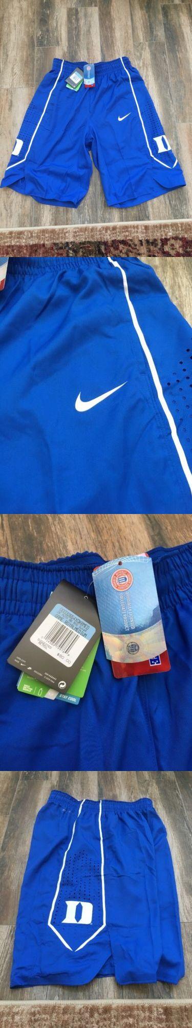 Men 158965: Nwt $80 Duke Basketball Shorts Nike Drifit Medium -> BUY IT NOW ONLY: $55 on eBay!