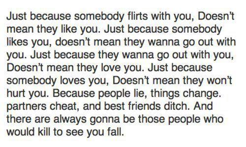 Sadly...