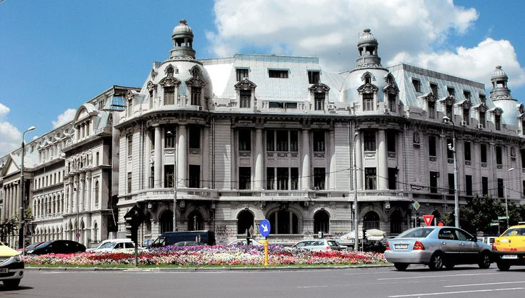 University of Bucharest was opened in 1864.