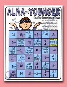 Book Of Mormon Primary 4 Manual Lesson Alma The Younger