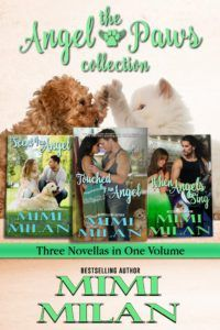 My interview with Author Mimi Milan and Giveaway.