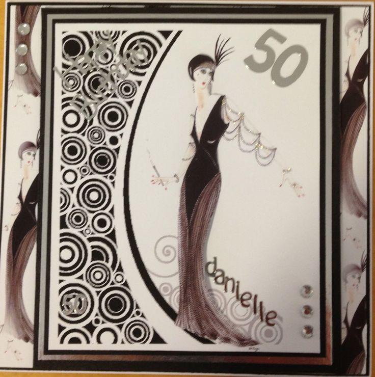The 528 Best Art Decoart Nouveau Cards Images On Pinterest Art