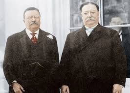 William H Taft (September 15, 1857 – March 8, 1930) served as the 27th US President (1909–1913) and as the tenth Chief Justice of the United States (1921–1930)