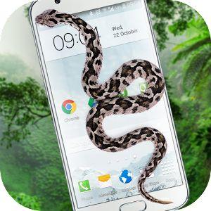 Este aplicativo mostrará animação muito realista de cobra (Python) na tela do seu telefone. Você pode jogar jogo, ver filme, navegar na...