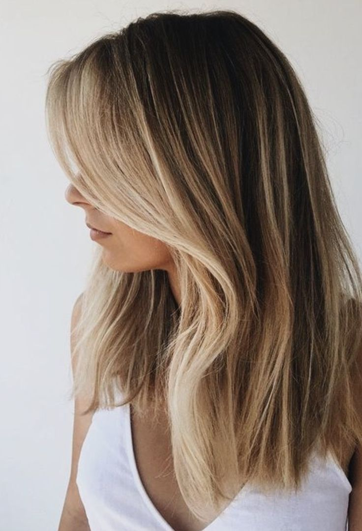 Hair Inspiration Italiaposterli Ombre Hair Blonde Hair Balayage Hair