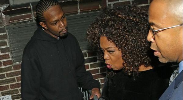 BREAKING: Oprah's Alleged 'Secret Son' Spills