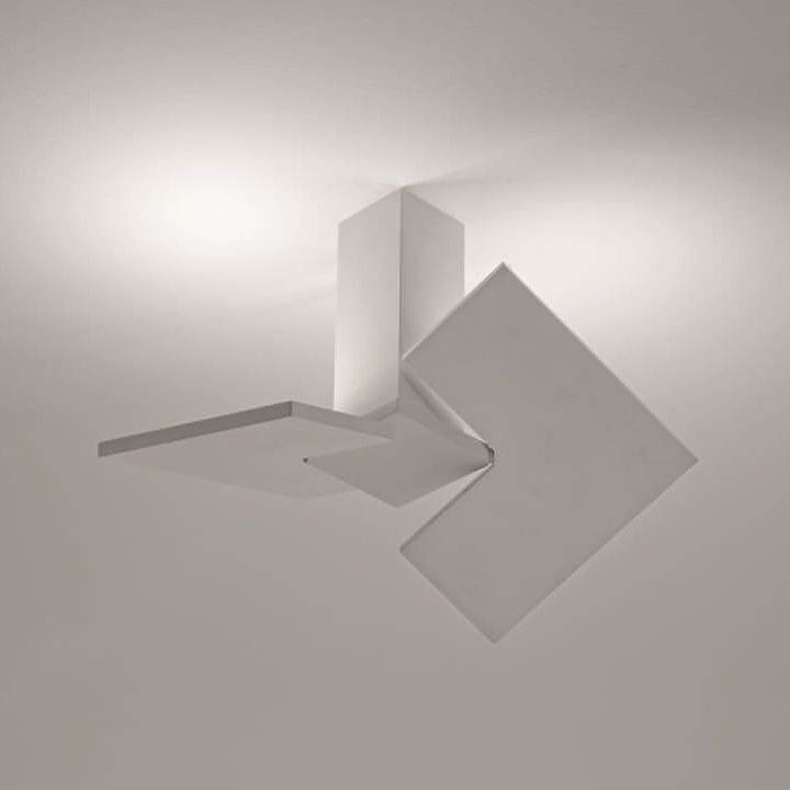 Puzzle Twist Ceiling Light by Studio Italia. Get it at LightForm.ca