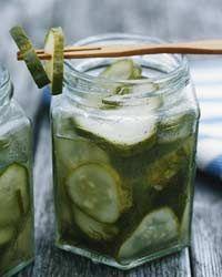 Dill Pickles - Pickled Vegetables on Food & Wine